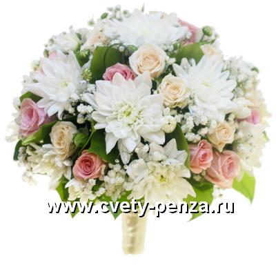 Букет невесты пенза заказать доставка цветов в волковыске